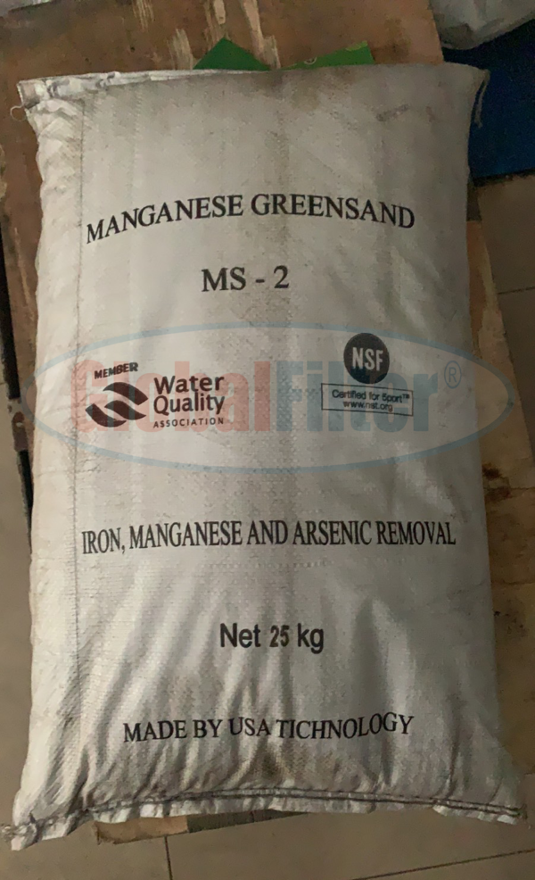 Cát Mangan MS-2