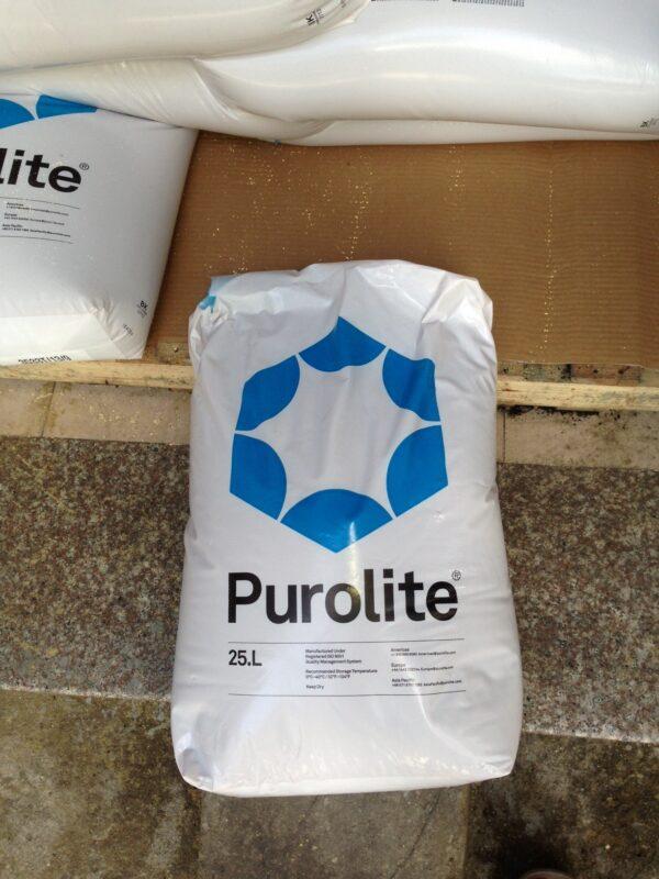 Purolite C104, A100