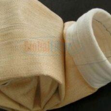 Vải lọc bụi chịu nhiệt PPS