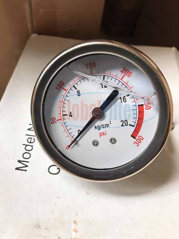 Đồng hồ áp 20kg Back Type