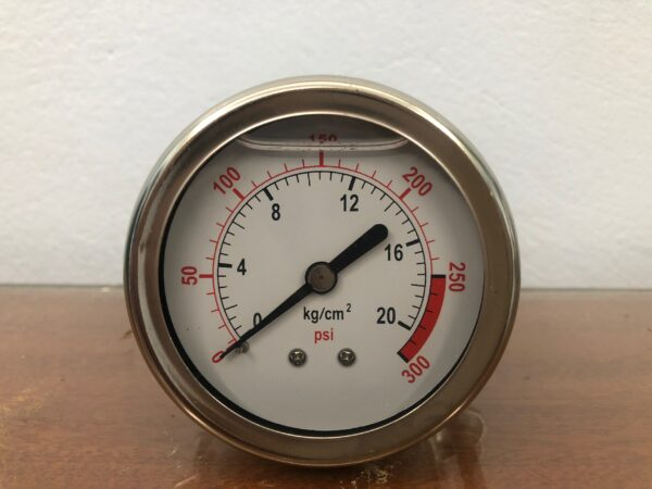 Đồng hồ áp 20kg chân sau