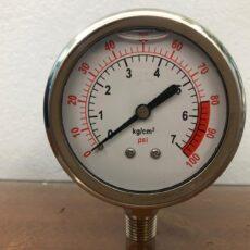Đồng hồ áp 0-7 kg
