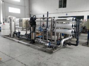 Hệ thống lọc nước tinh khiết 36m3/h