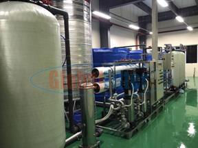 Xử lý nước siêu tinh khiết RO + EDI
