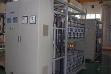EDI loại bỏ ion bằng điện